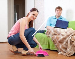 Professional Domestic Cleaning UK